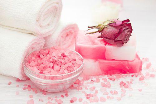 薔薇やアロマのリラックスのイメージ