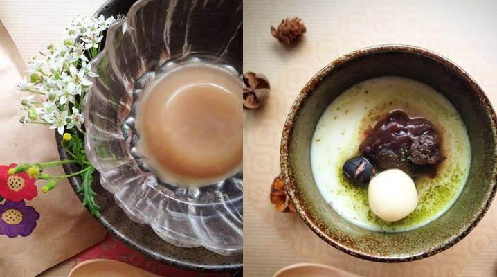 美甘麗茶で作ったオリジナルレシピ