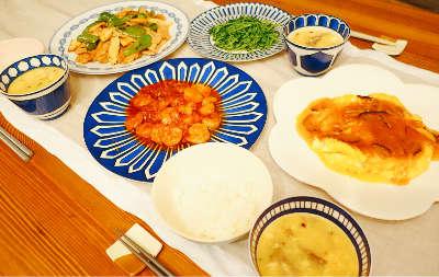 杏奈さんのお料理画像