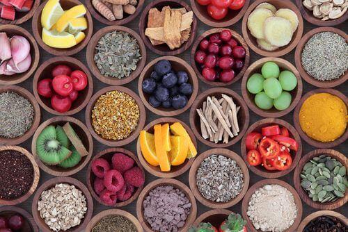 ビタミン・ミネラル・酵素食材のイメージ