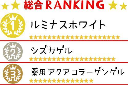 総合ランキングトップ3