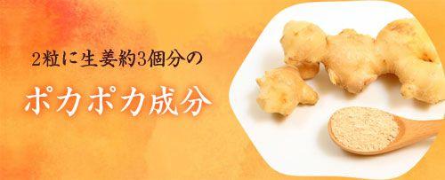 生姜のイメージ