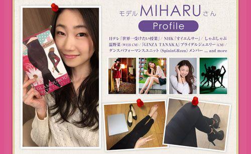 MIHARUさん