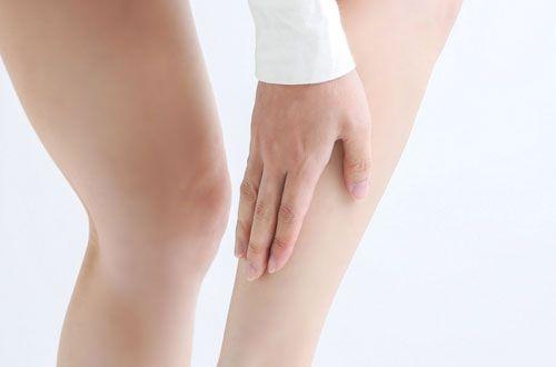 20代クチコミ女性の足