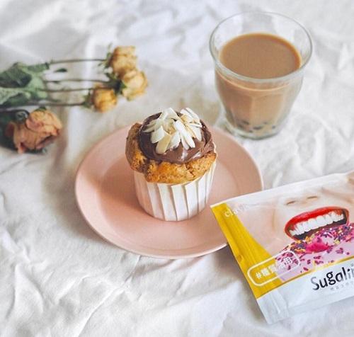 カップケーキとシュガリミット